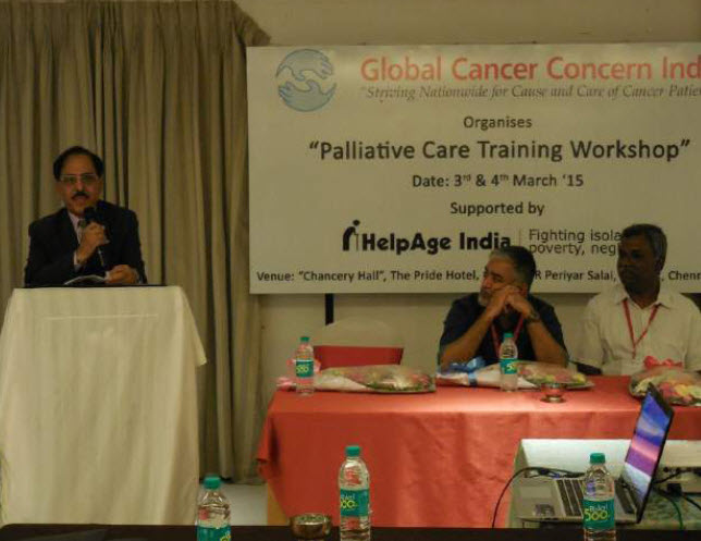 What We Do | Global Cancer Concern India - GCCI